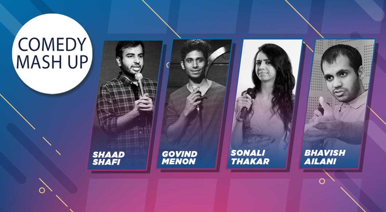 Comedy Mashup! with Govind Menon
