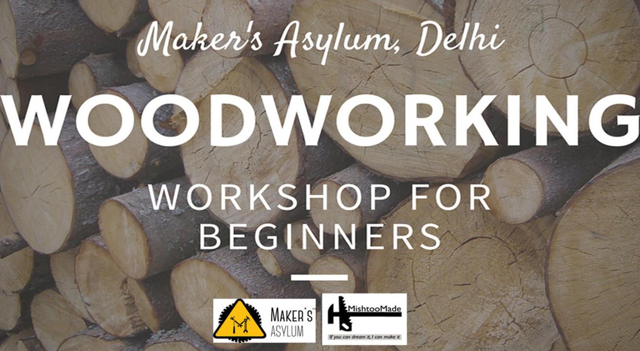 Woodworking workshop for beginners (DEL)
