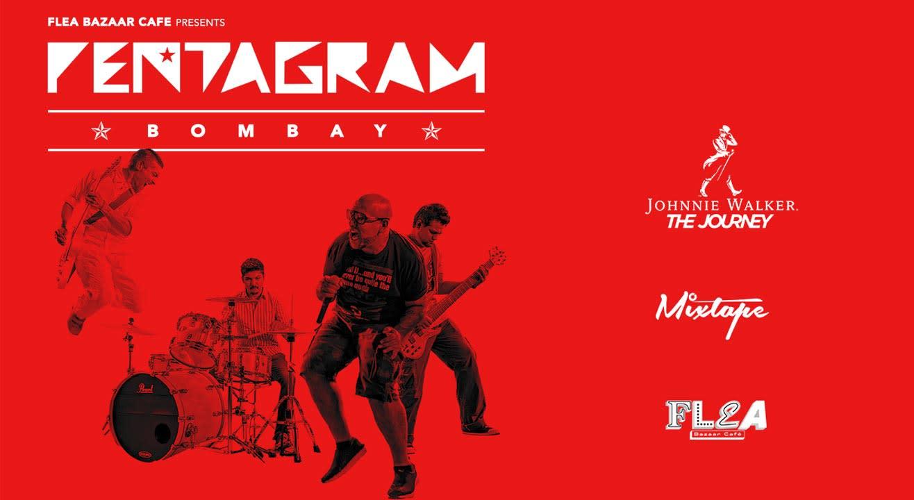 Pentagram LIVE in Mumbai!