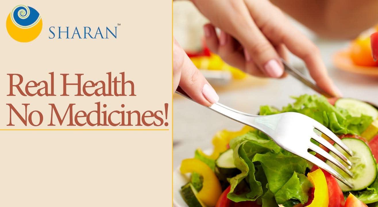 Real Health, No Medicines!