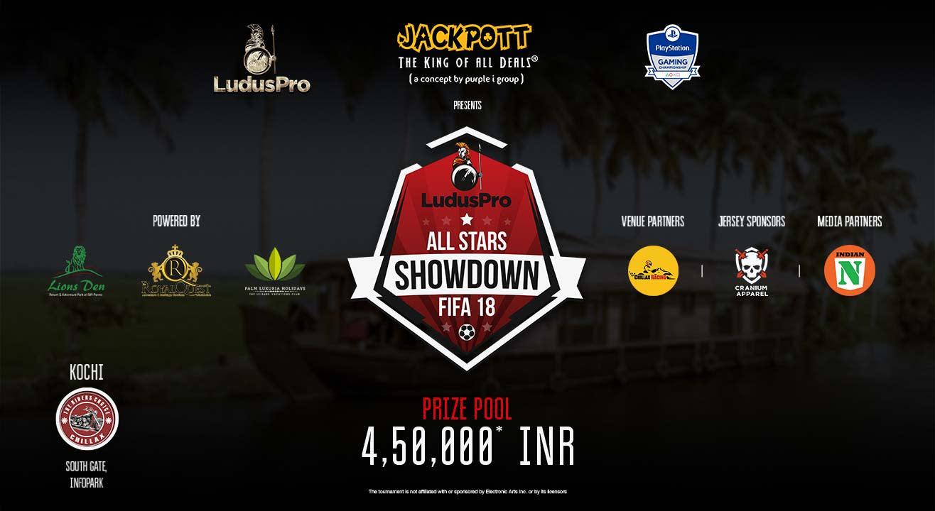 All Stars Showdown - FIFA 18 (Kochi Qualifier)