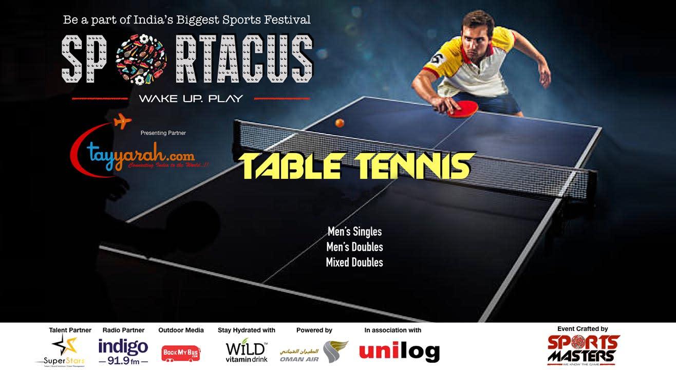 Sportacus | Table Tennis