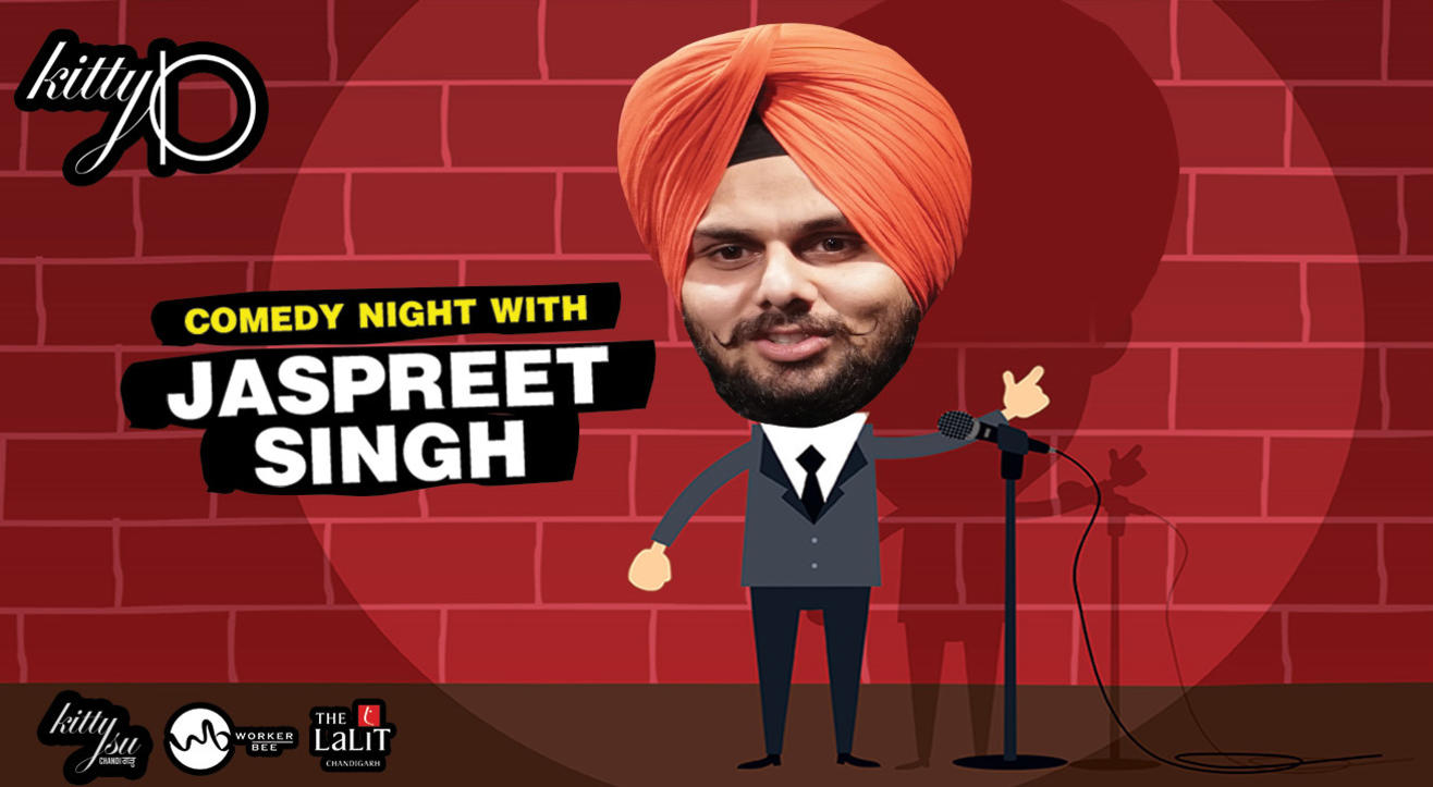 Stand up Comedy Act by Jaspreet Singh