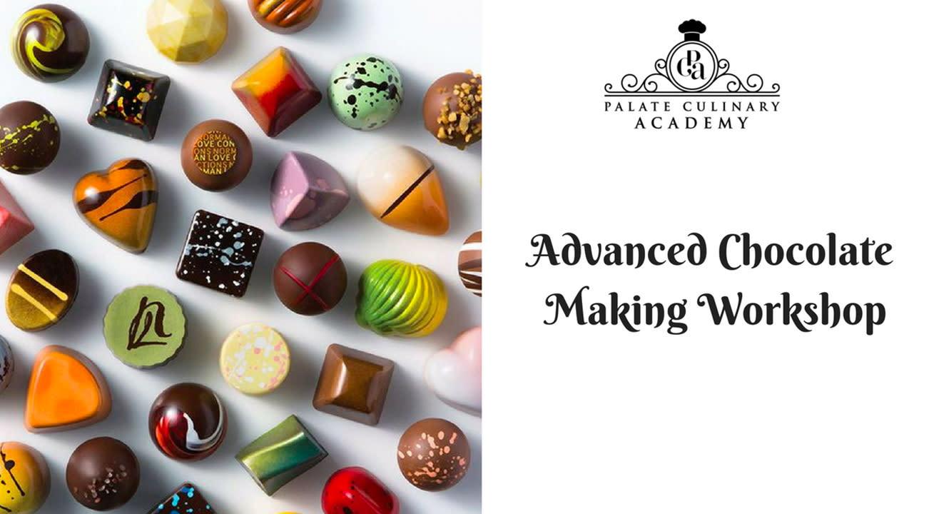 Advanced Chocolate Making Workshop