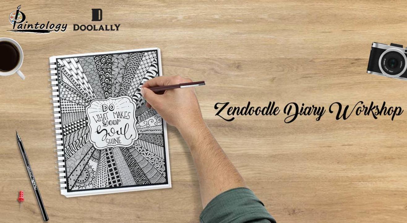 Zendoodle Diary Workshop