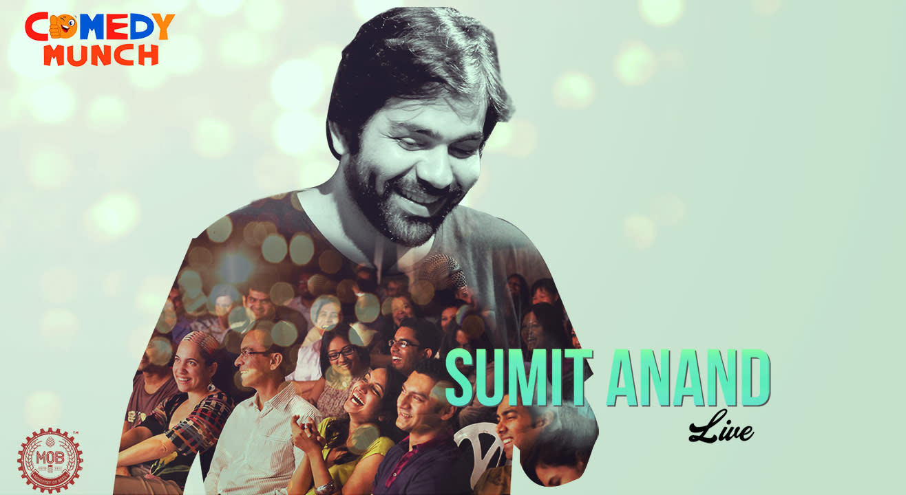 Sumit Anand LIVE