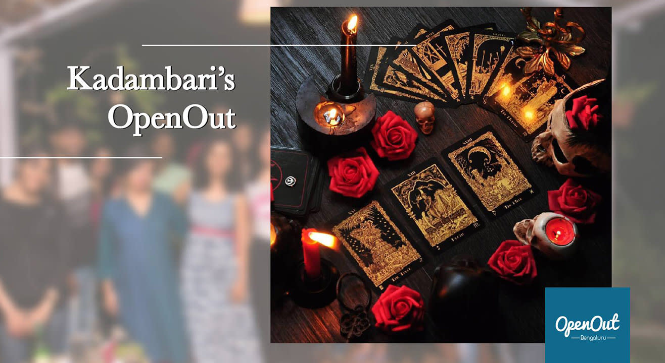 Kadambari's The Secrets of Tarot Openout