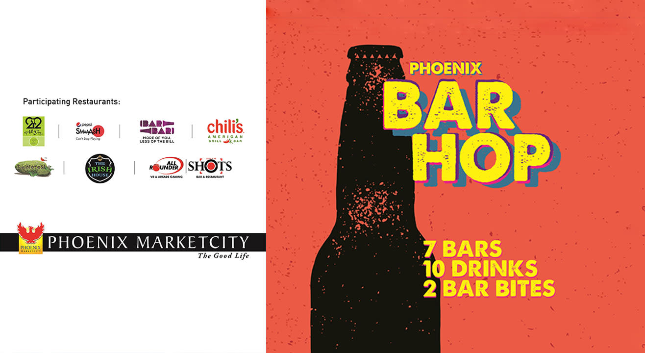 Phoenix Bar Hop