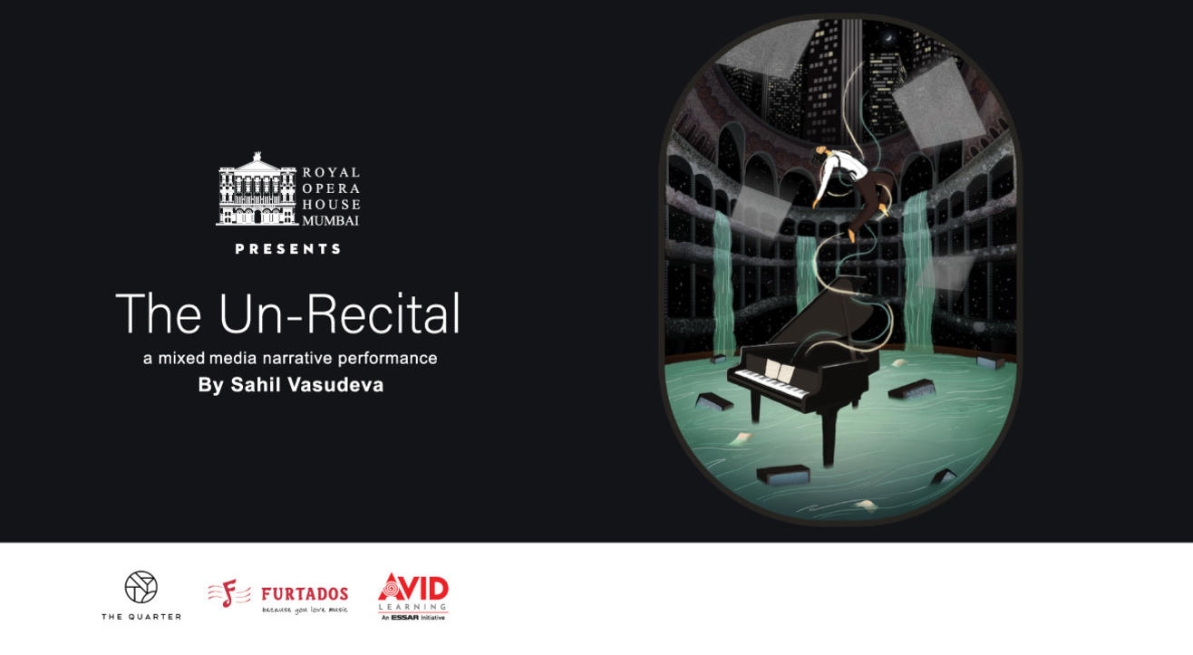 The Un-Recital by Sahil Vasudeva