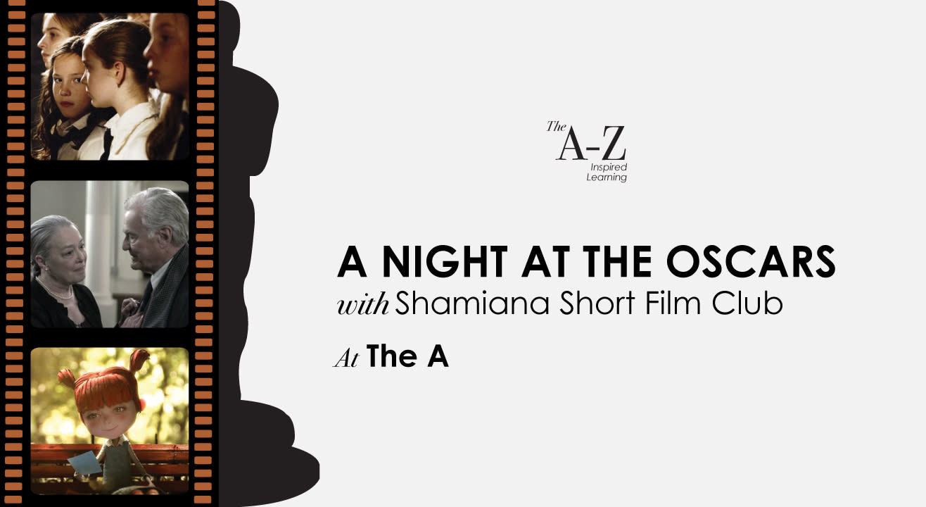 A Night At The Oscars w/ Shamiana Film Club