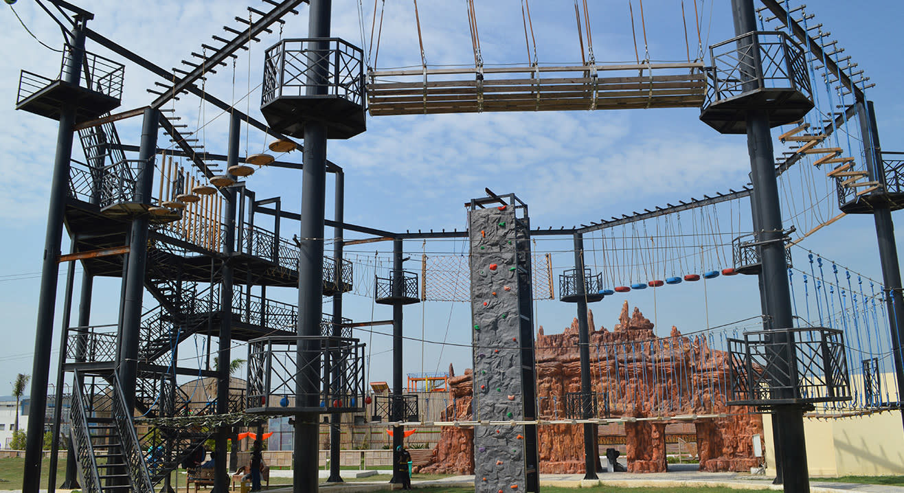 Mojoland - Multi Theme Park