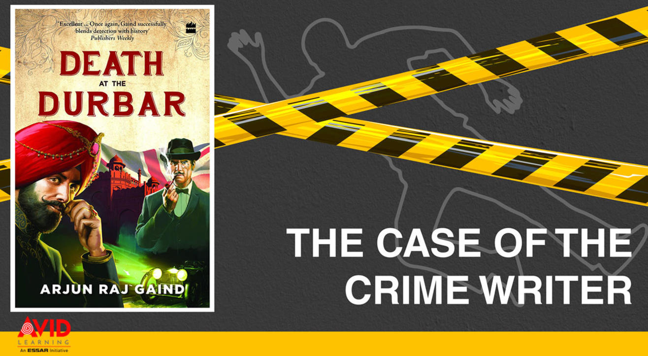 The Case of the Crime Writer