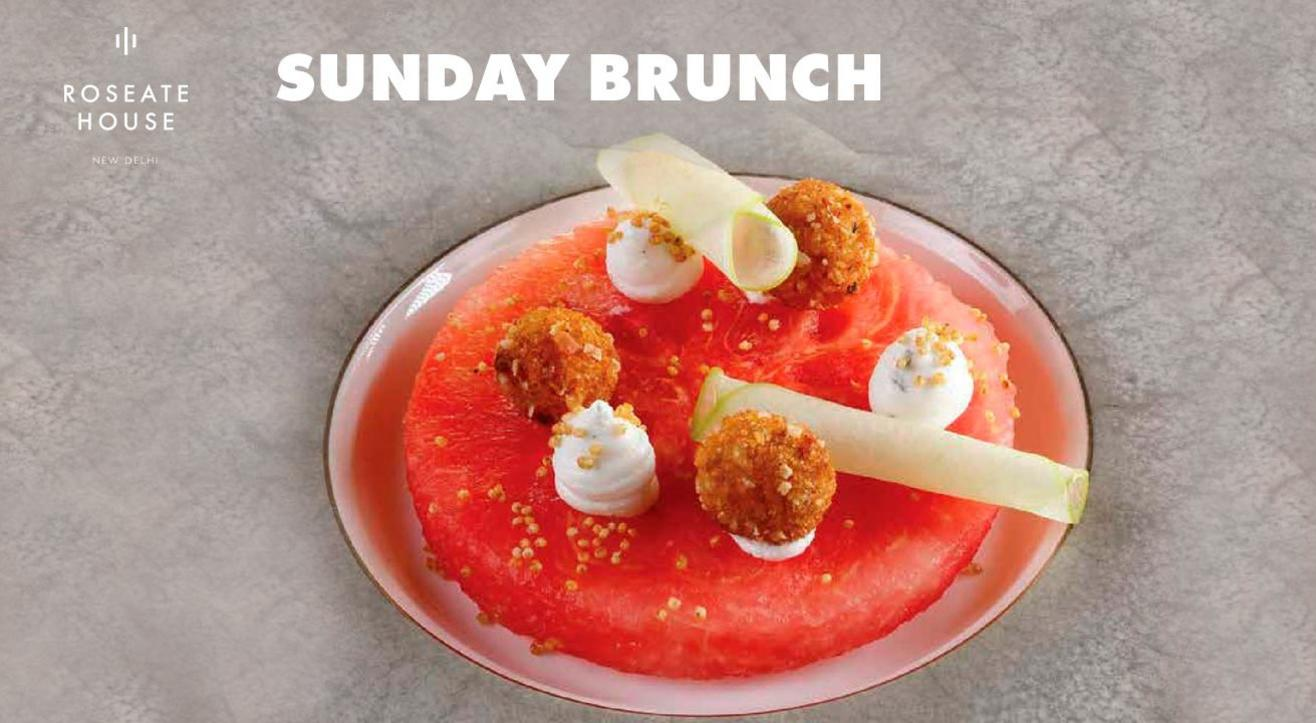 Sunday Brunch at DEL