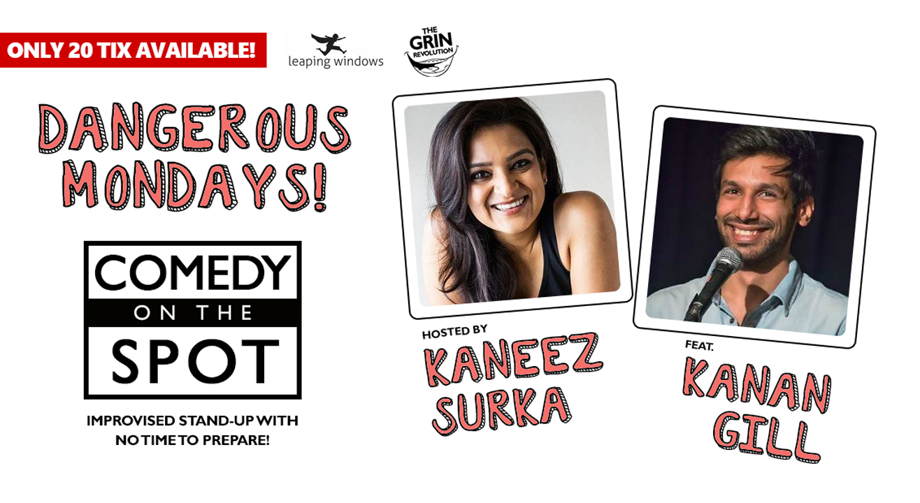 Dangerous Mondays: Comedy On the Spot