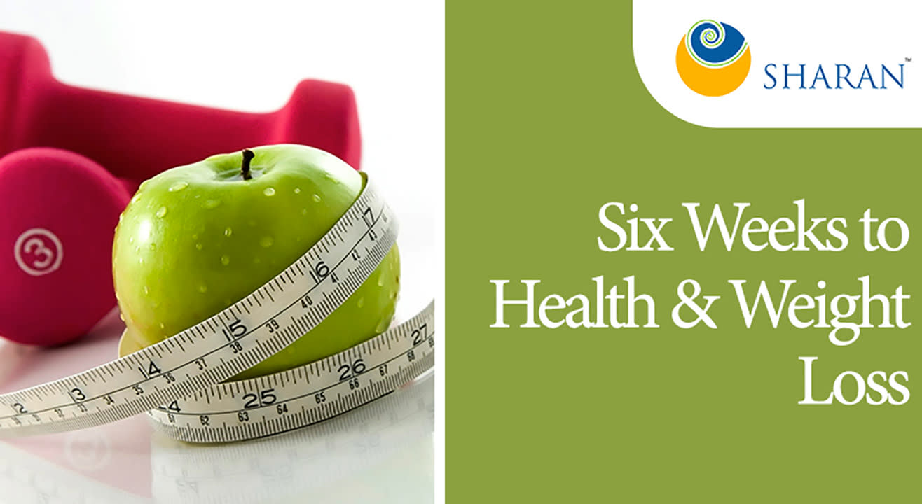 Six Weeks to Weight Loss and Good Health