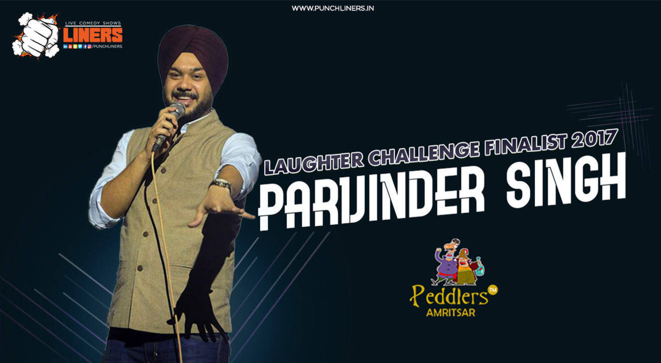 PunchLiners : Standup Comedy Show ft. Parvinder Singh Live in Amritsar