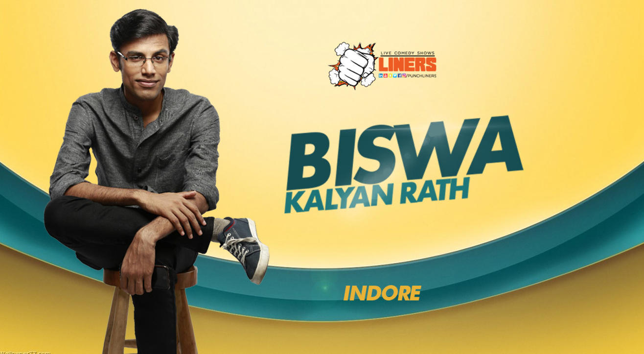 PunchLiners: Standup Comedy Show ft. Biswa Kalyan Rath, Indore