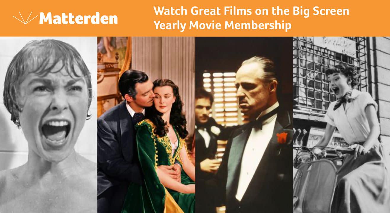 Matterden Movie Memberships