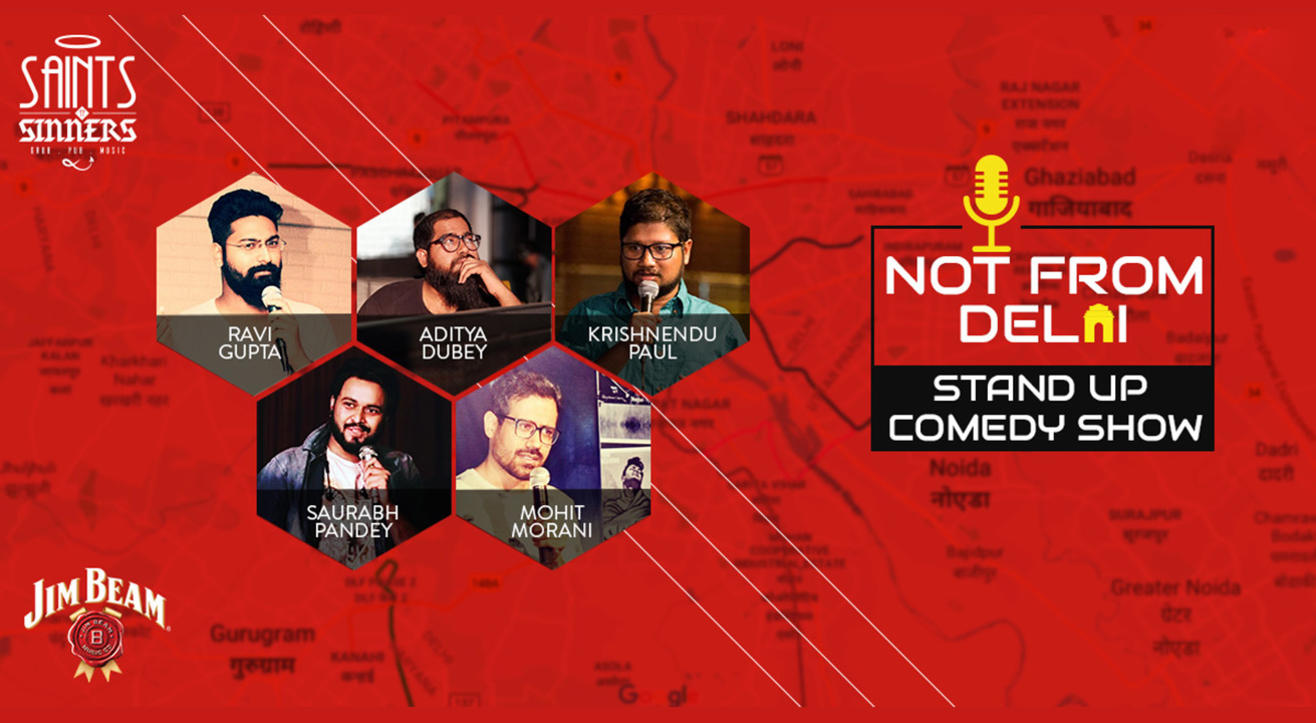 Not from Delhi  - Stand Up Comedy Show