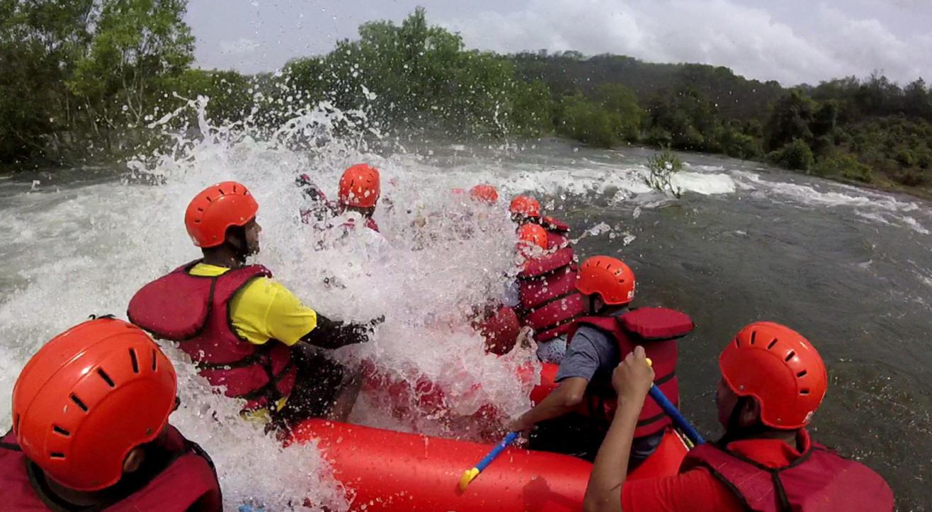 One Day River Rafting at Kolad (Mumbai to Mumbai)