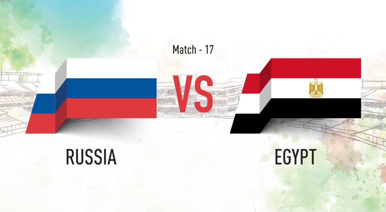 Russia vs Egypt Screening at Aqaba