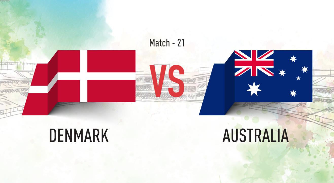Denmark vs Australia Screening at Aqaba