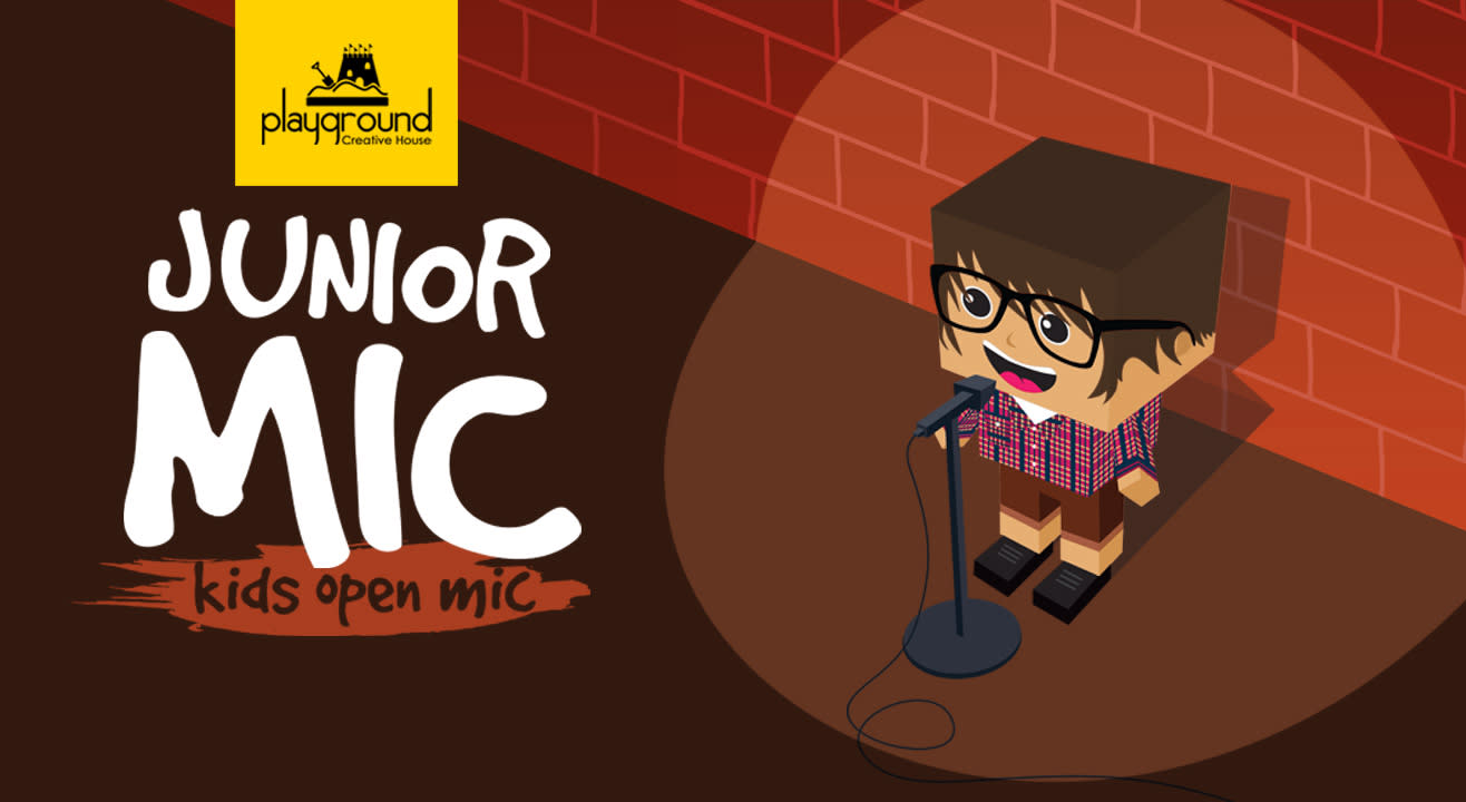Junior Mic, Kid's Open Mic
