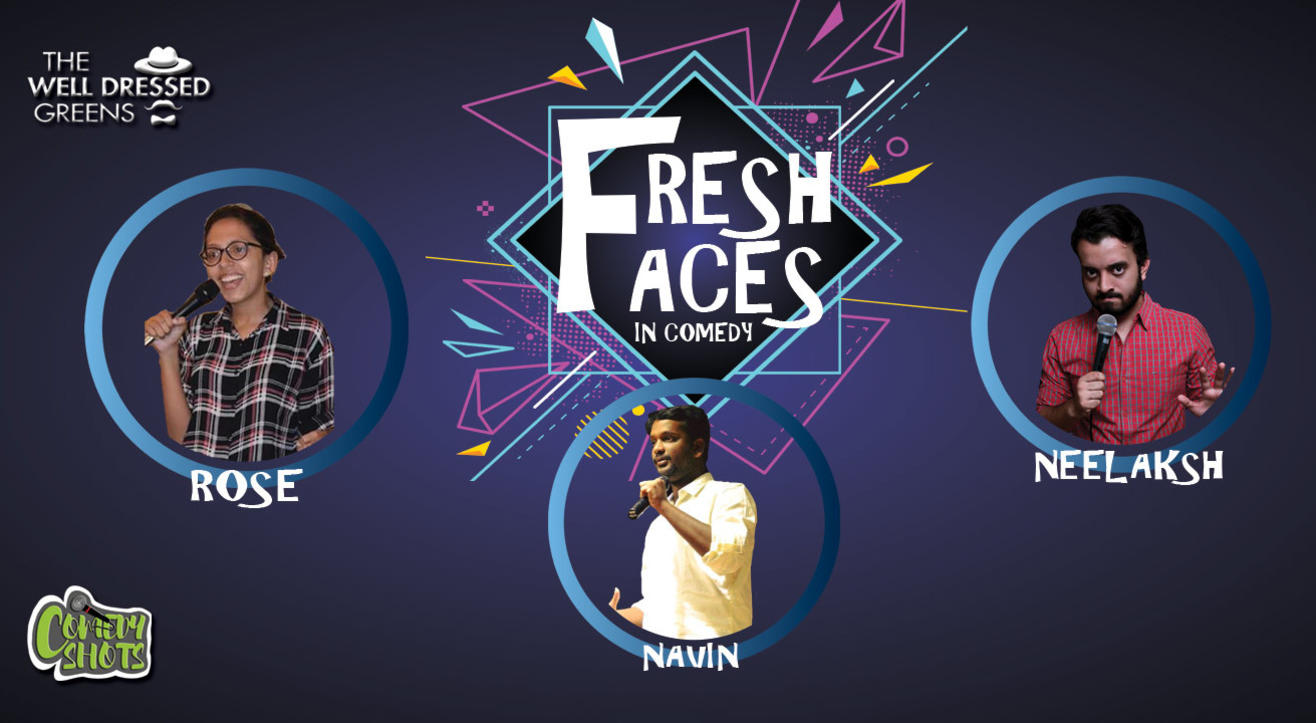 Fresh Faces of Comedy 3.0