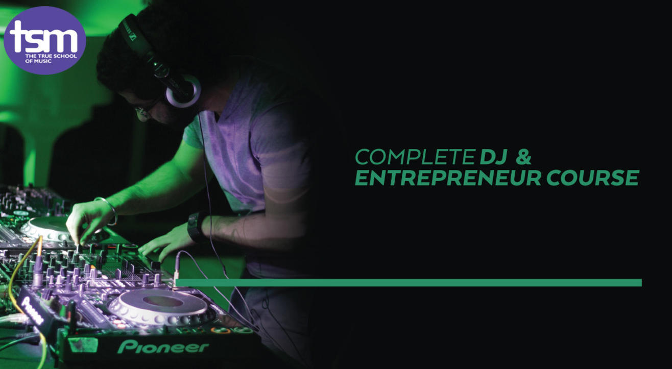 True School: Complete DJ Course