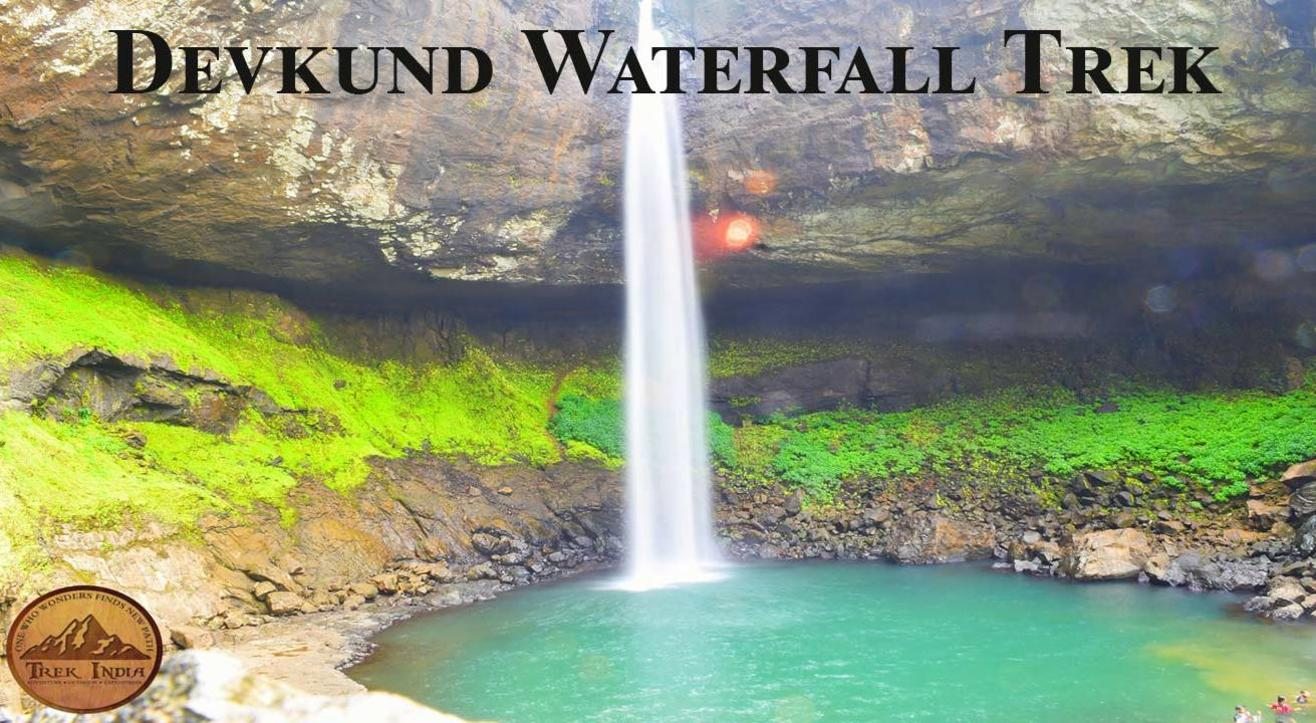 Devkund Waterfall Trek