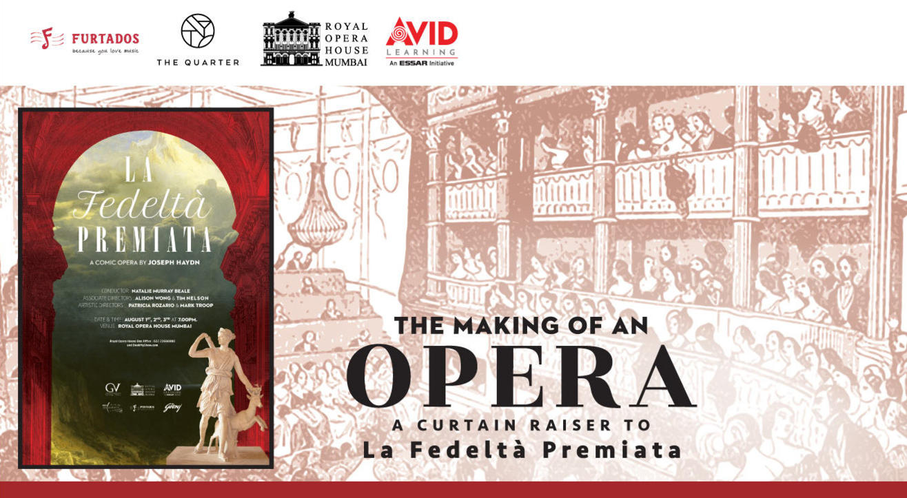 The Making of an Opera with Mark Troop