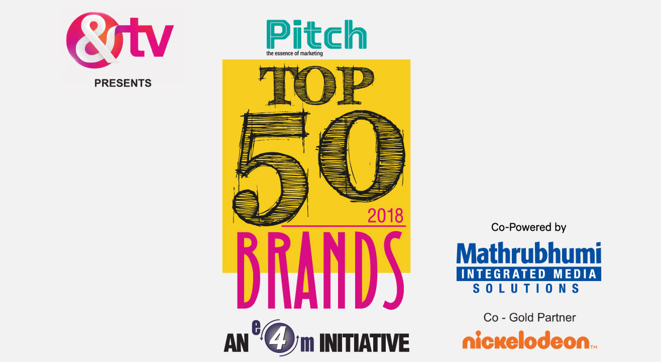 Pitch Top 50 Brands Conference & Awards