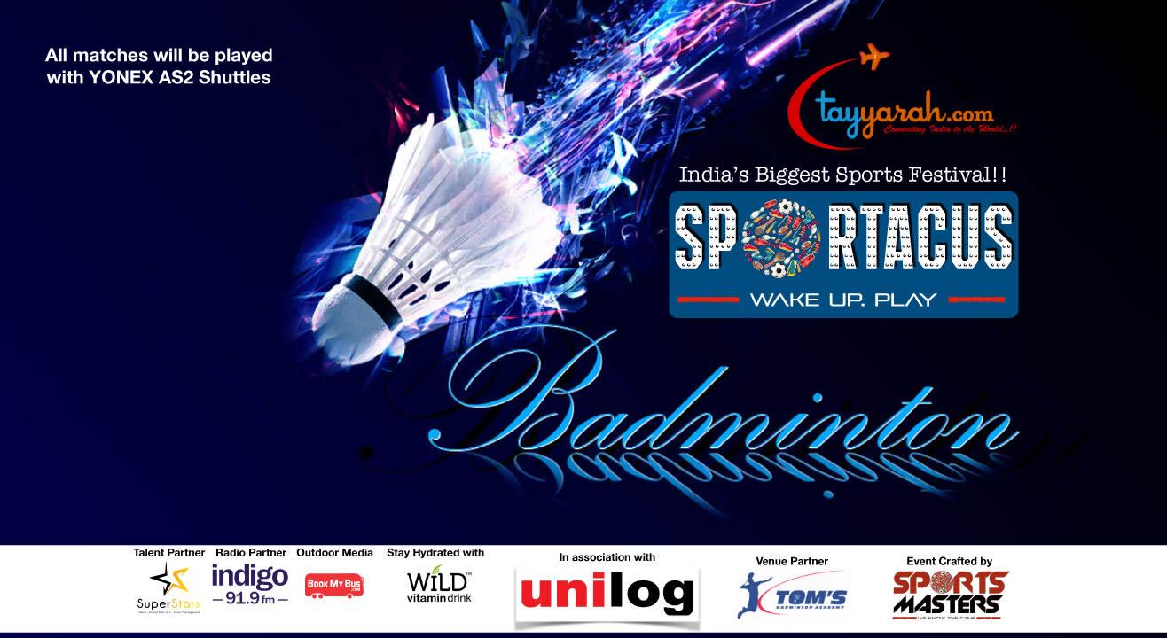 Sportacus | Badminton