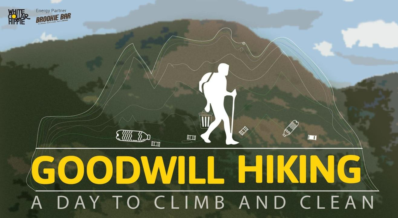 Goodwill Hiking: A day to Climb and Clean