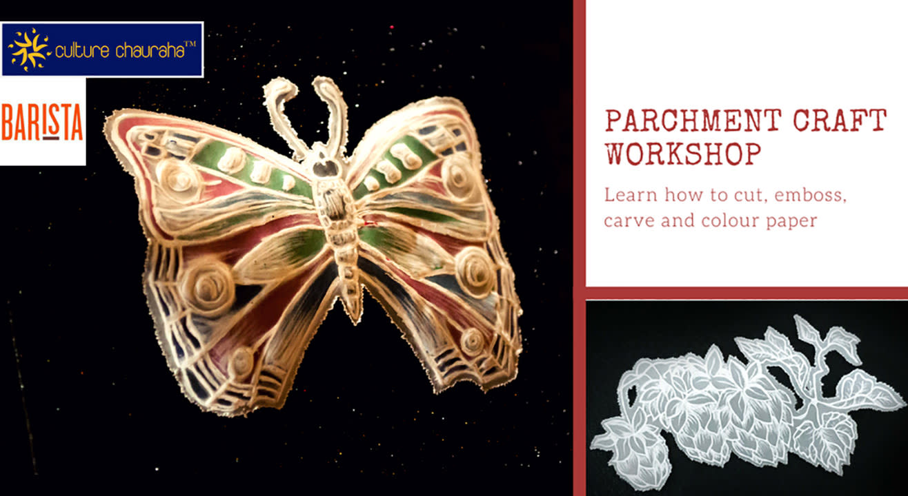 Parchment Craft Workshop