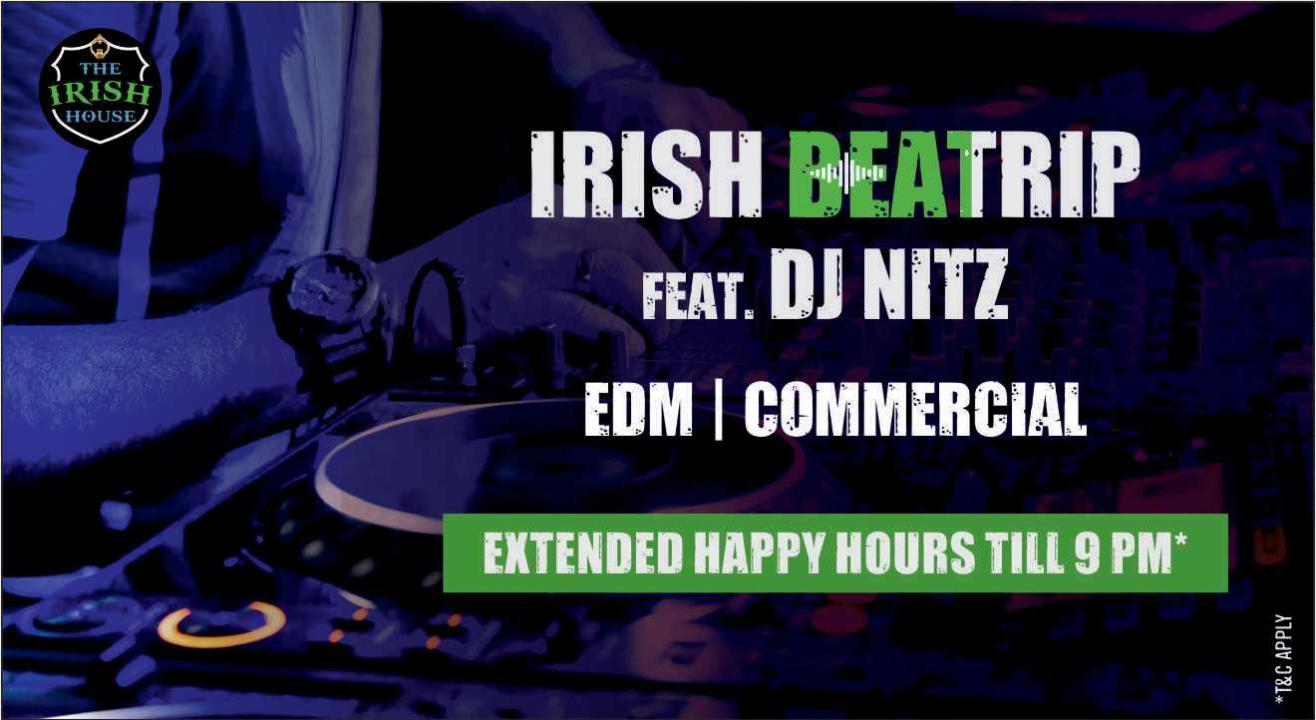 Irish Beat - Trip feat. DJ Nitz