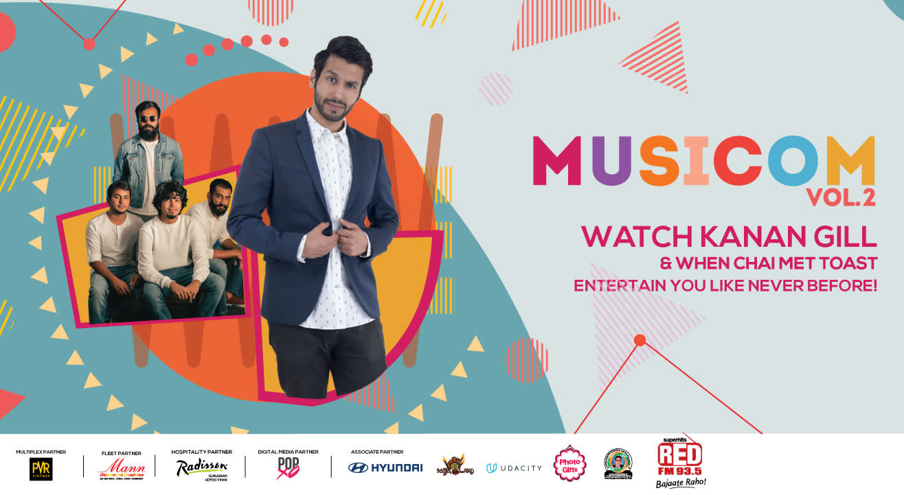 Red Live - Musicom ft. Kanan Gill and When Chai Met Toast