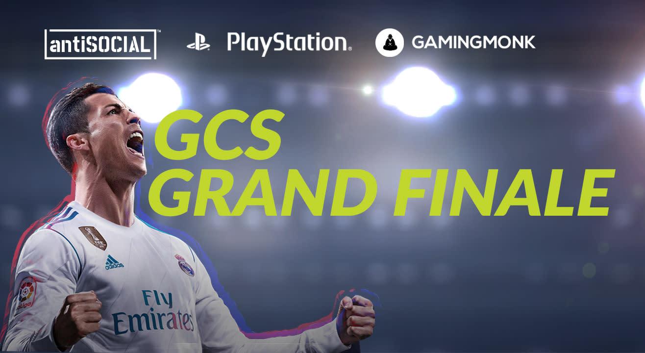 GamingMonk Championship Series Grand Finale - FIFA (Delhi)