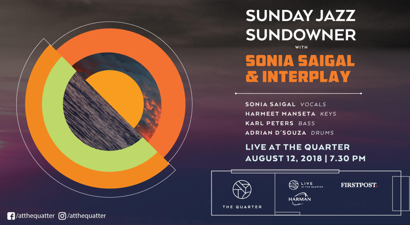 Sunday Jazz Sundowner with InterPlay