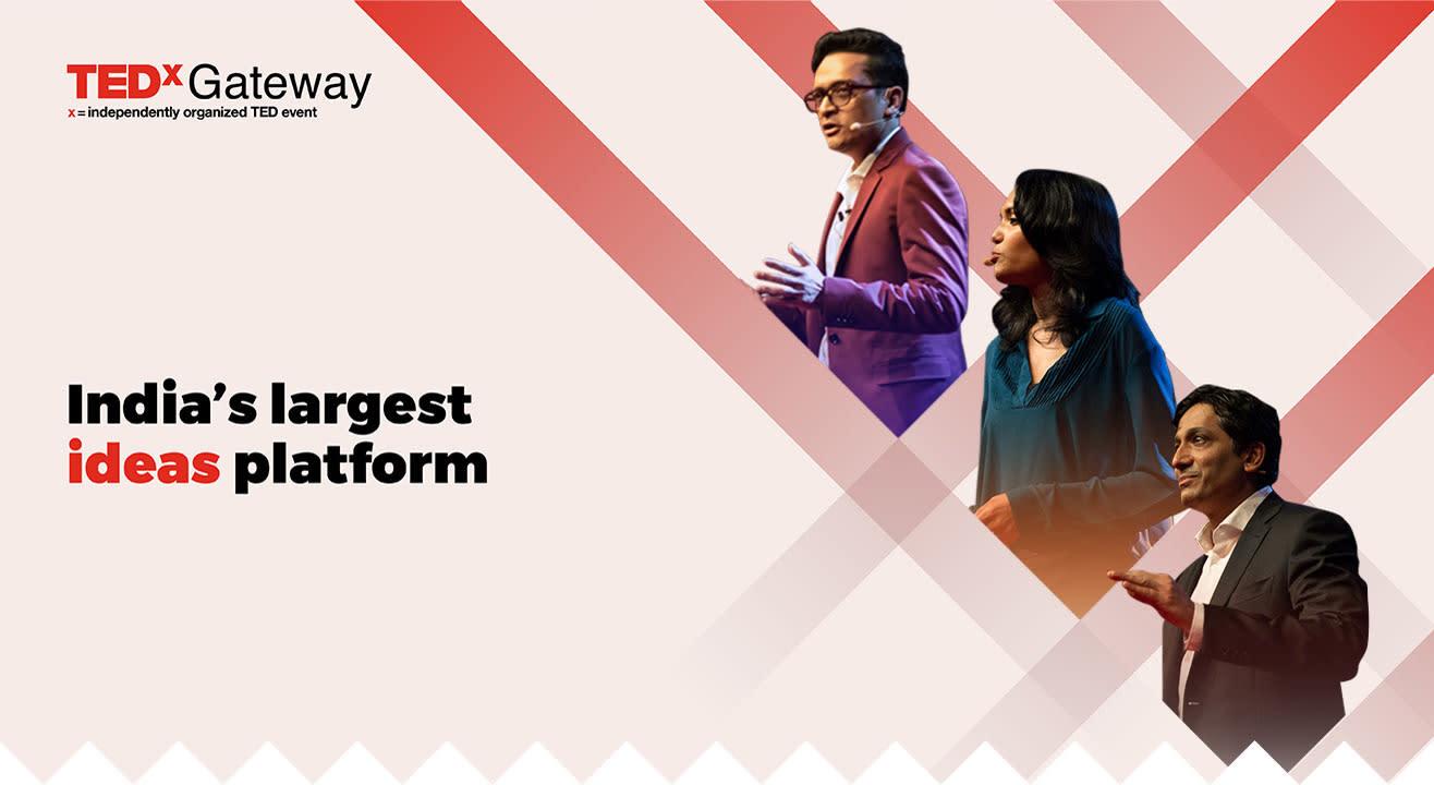 TEDxGateway Dec, 2018
