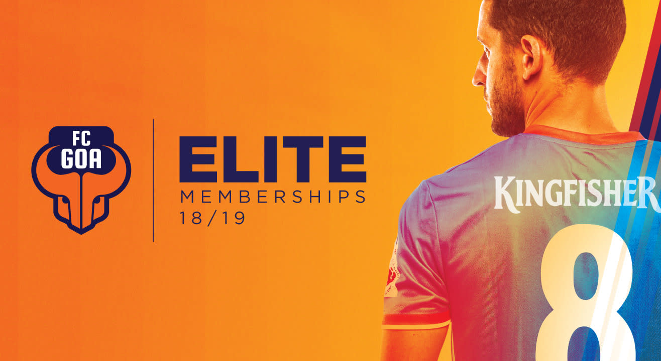HERO ISL: FC Goa Memberships