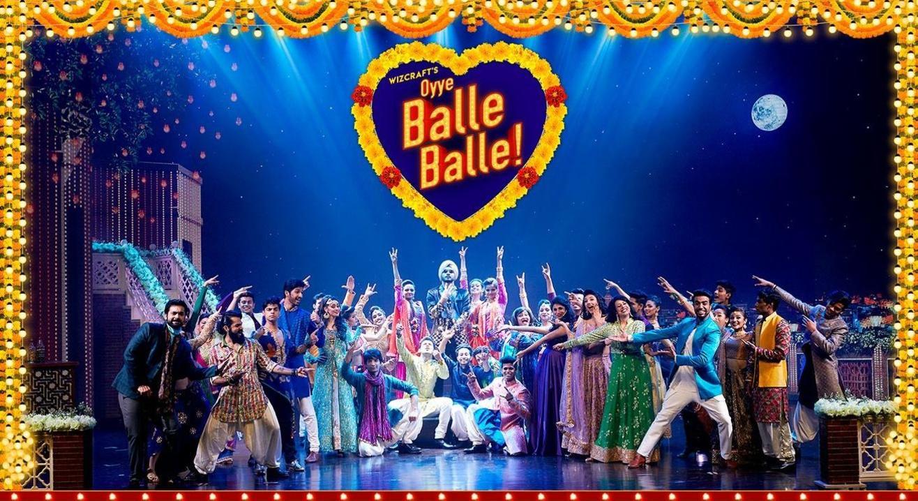 Balle Balle - A Bollywood Musical Play, Gurgaon