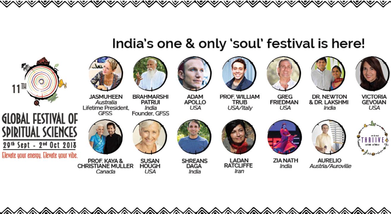 11th Global Festival of Spiritual Sciences