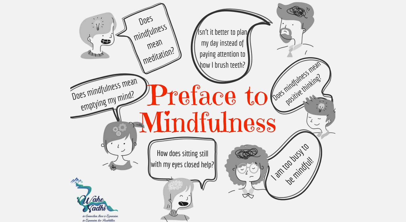 Preface to Mindfulness
