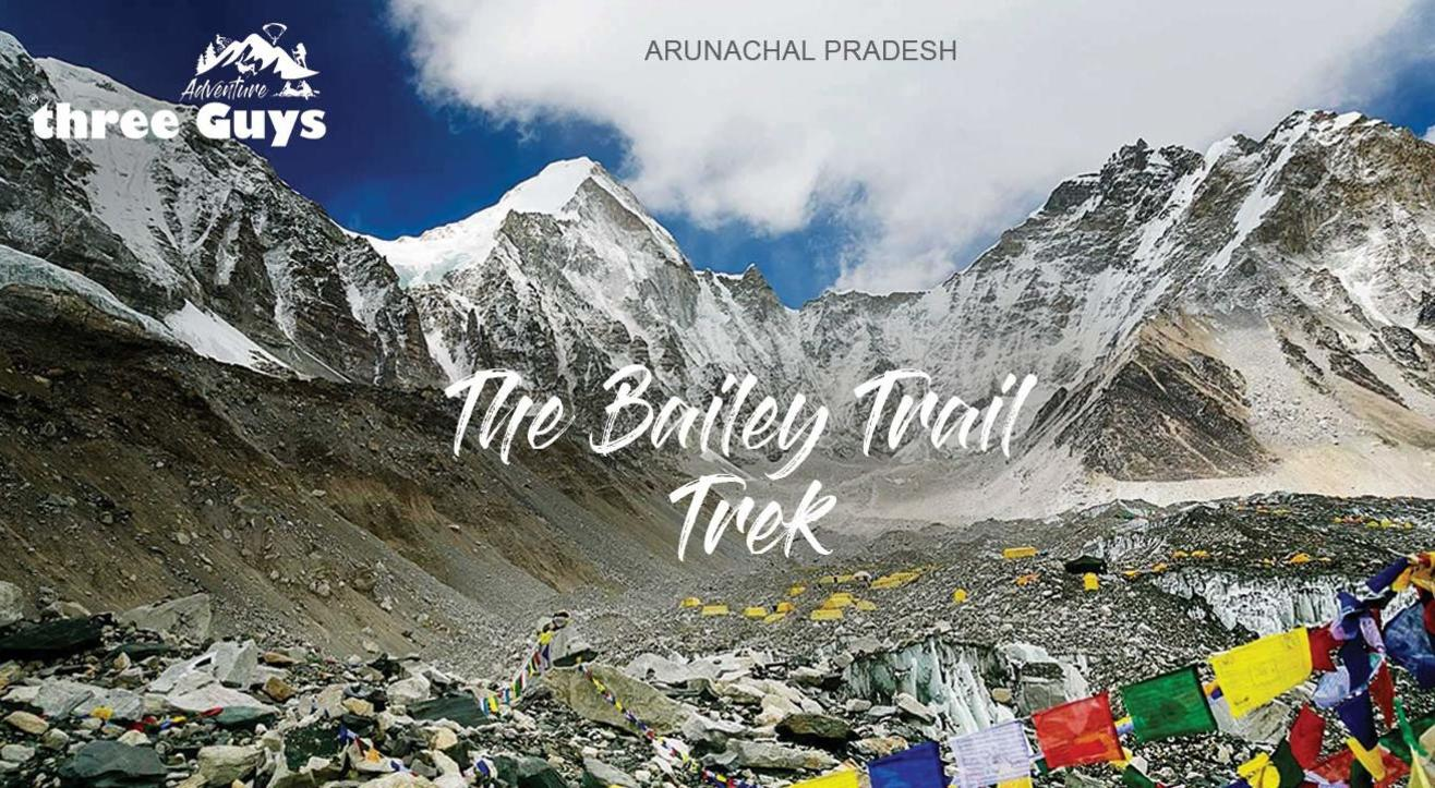 The Bailey Trail Trek