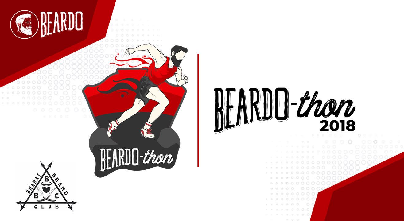 Run the BeardoThon to raise awareness