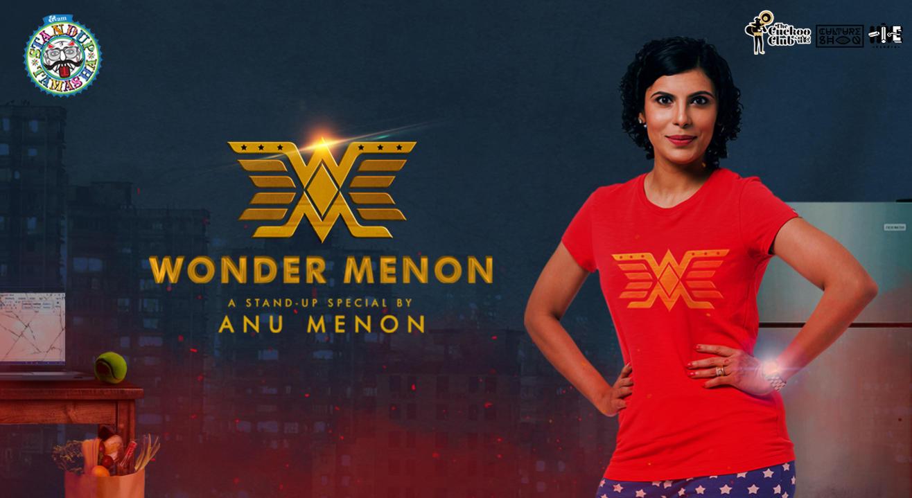 Wonder Menon by Anu Menon