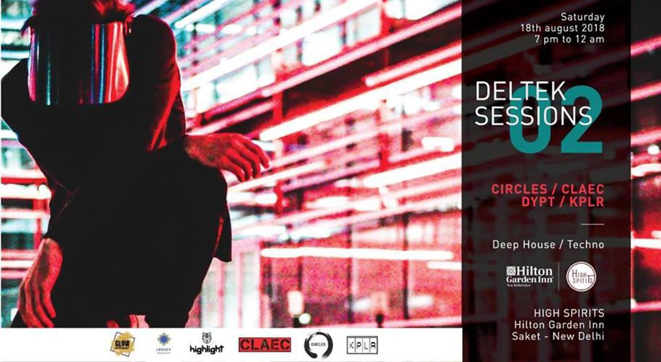 DelTek Sessions Vol 2