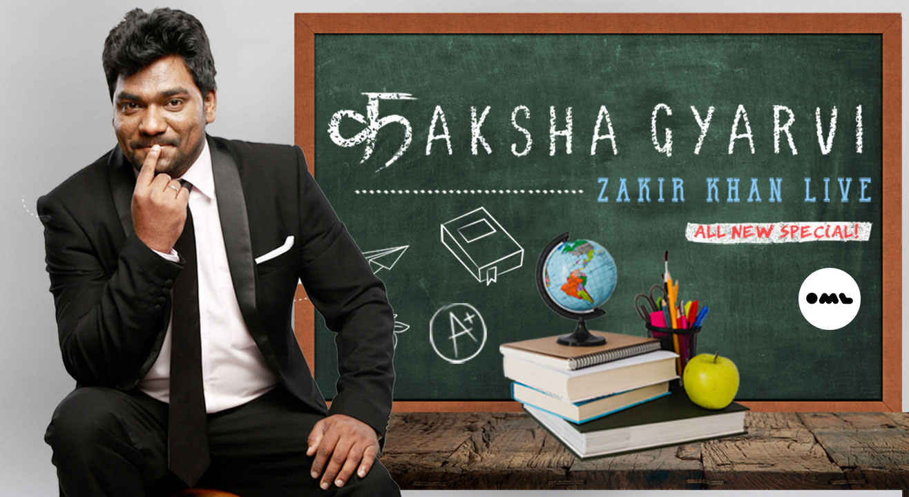 Zakir Khan Live, Hyderabad