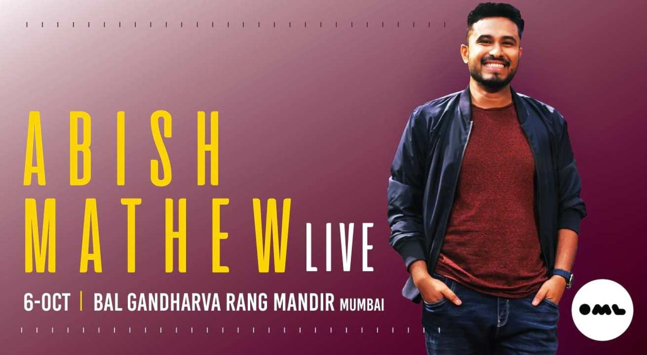Abish Mathew's Stand Up Special Taping
